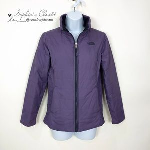 The North Face Girl's Filles Jacket Purple (14/16)
